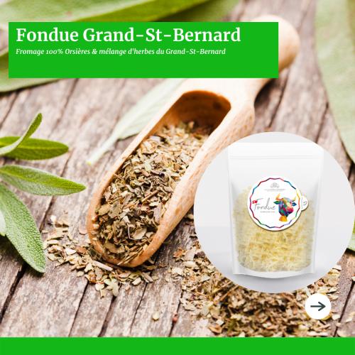 Fondue Grand-St-Bernard