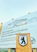 laiterie d'Orsières parution presse